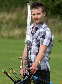 world archery record Schoolboy set World Archery Record 2010 after Firing Arrow 500 metres
