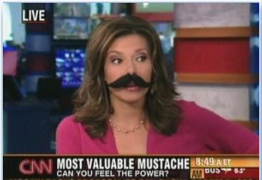 All Things CNN: The Mustache