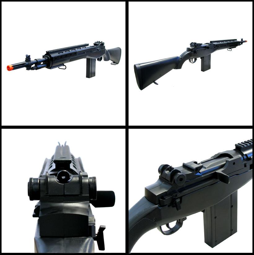 Pitshop Online: VB M14 Spring Gun Sniper Rifle M1 Grand ... M14 Sniper Rifle Airsoft