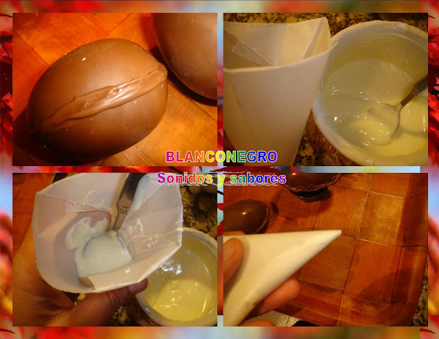 Sonidos y sabores huevos tipo kinder para todo el a o for Huevo en el ano