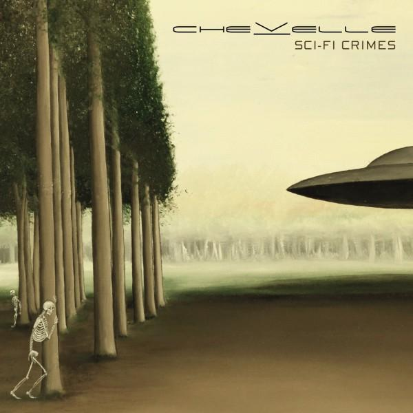 God Rocks…: Chevelle - Sci-Fi Crimes (2009)