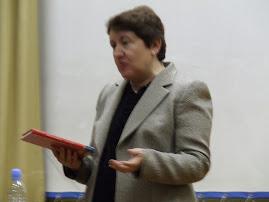 Consuelo Jiménez Cisneors visita nuetro cole