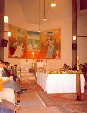 Quilicura: Parroquia Nuestra Señora del Carmen