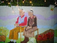 MIs padres Belarmino Monasterio y mi madre Magdalena Calderón