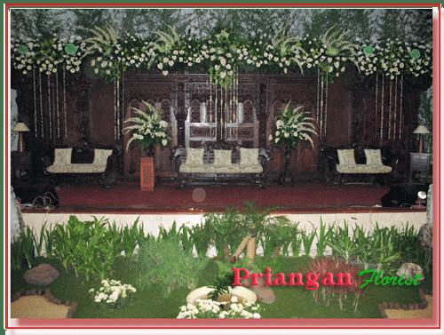 dekorasi pelaminan Gebyok 03
