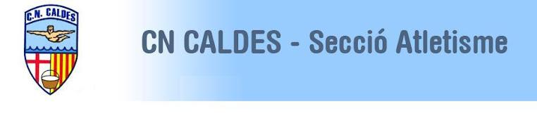 CN CALDES - ATLETISME