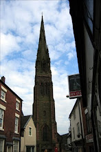 St Giles', Cheadle