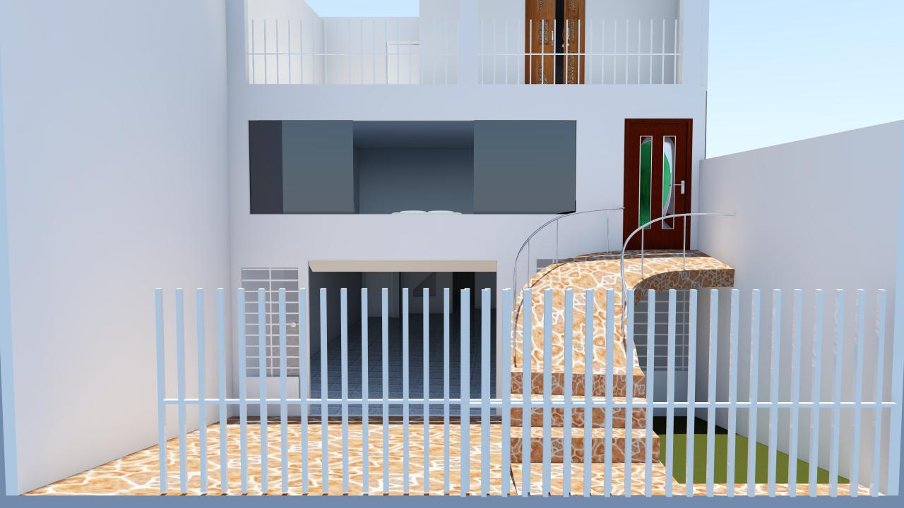 Decoracion del jardin del frente de la casa youtube for Ideas para frentes de casas