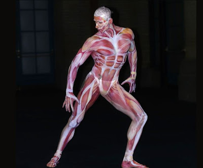 Amazing Realistic Body Paint