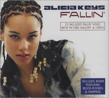 alicia keys fallin  album