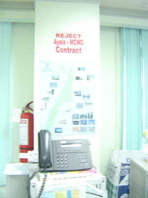 Bobet Corral Water Forum Ayalas Carmen Bulk Water Supply Project