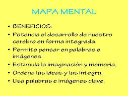 MAPA MENTAL II