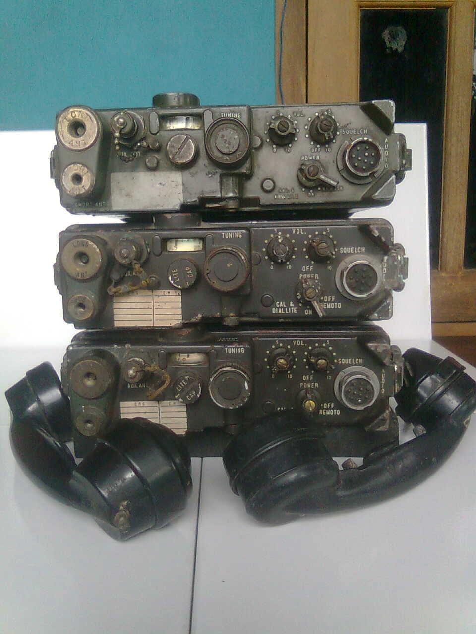 crystal radio schematics transciever