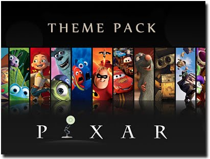 Themes for Windows Pixar