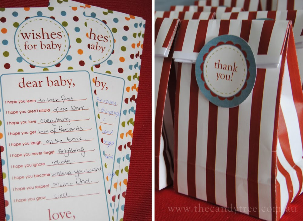 baby cards baby shower ideas baby shower activities circus baby