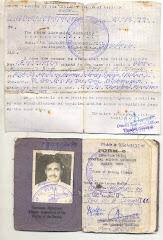 Er. Alok Kumar's Driving Liscense