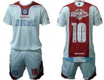 Camisetas del futbol argentino 2009-2010