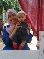 Aisyah + Mama