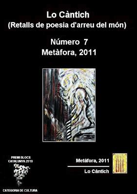 Lo Càntich - Número 7 - Metàfora, 2011