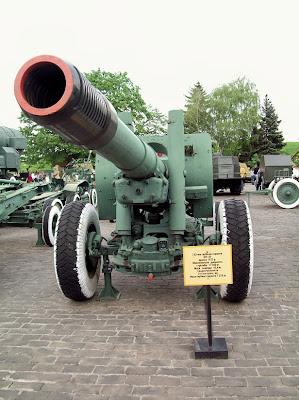 152-мм гаубица-пушка МЛ-20 образца 1937 г