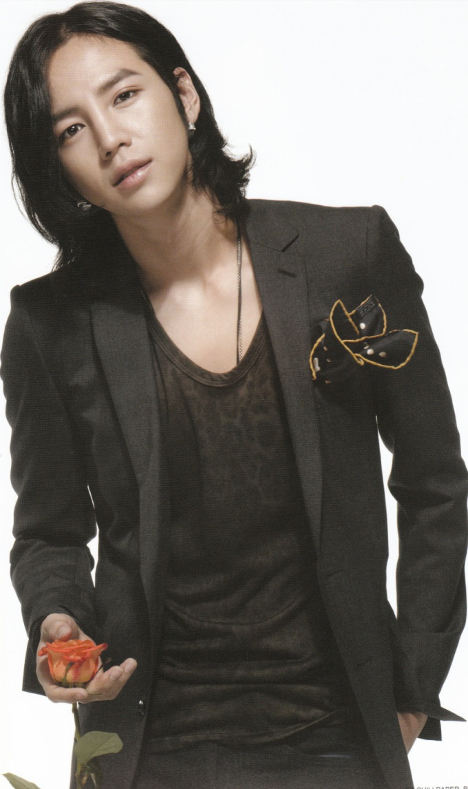 Pasando revistas - Jang Geun Suk Download002h