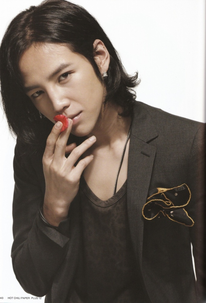 Pasando revistas - Jang Geun Suk Download003p