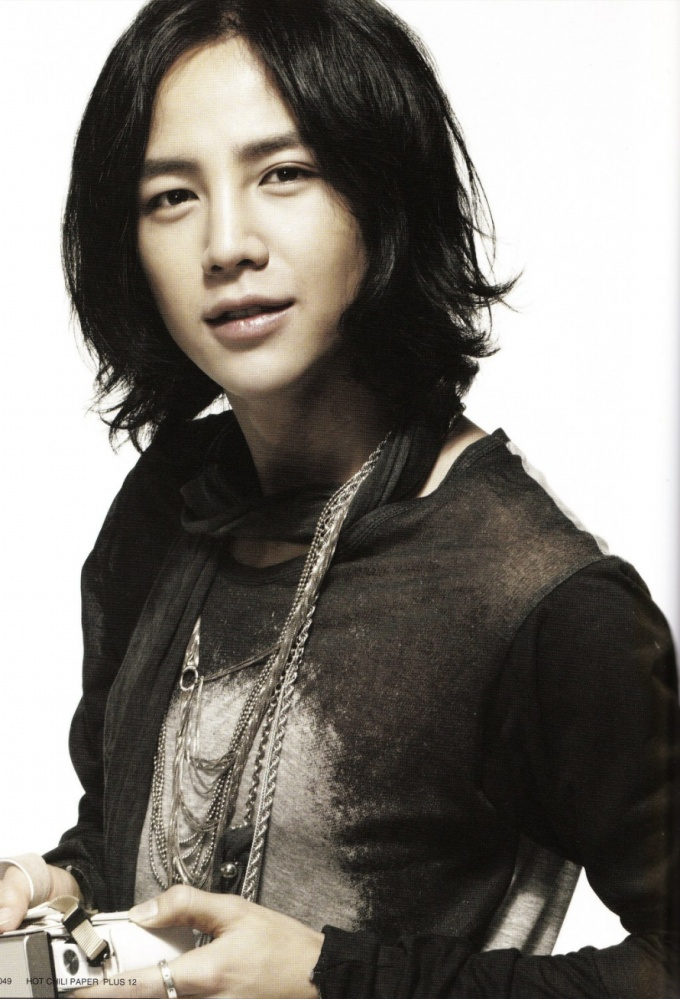 Pasando revistas - Jang Geun Suk Download009e