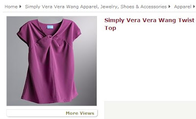veratop Simply Vera Goes on Sale at Kohls and McQ Rolls into Target.