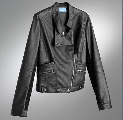 Pictured A faux motorcycle jacket to covet from Simply Vera Fall