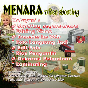 MENARA VIDEO SHOOTING