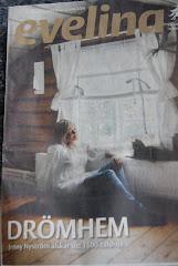 Tidningen Evelina har varit på besök.