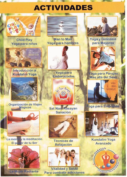 Centro Narayan: Cerca de todas partes