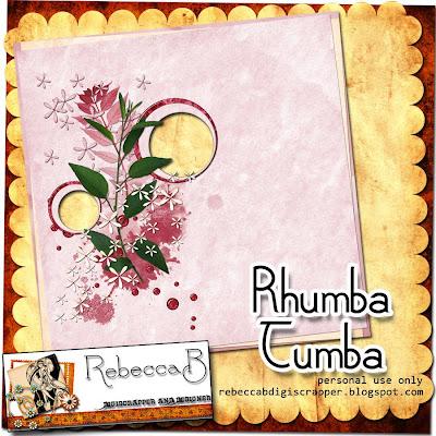 http://rebeccabdigiscrapper.blogspot.com/2009/10/rhumba-tumba-quickpage-freebie.html