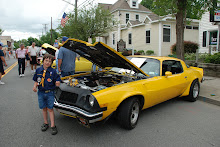 Nikolas and Bumblebee