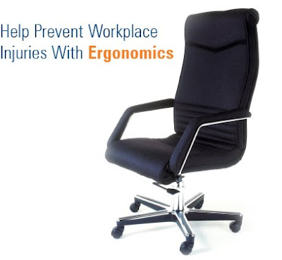 ergonomics, workplace, injury