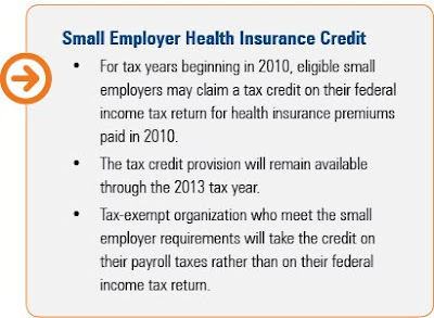 health insurance, credit, reform, small business, tax