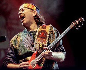 santana ii guitar