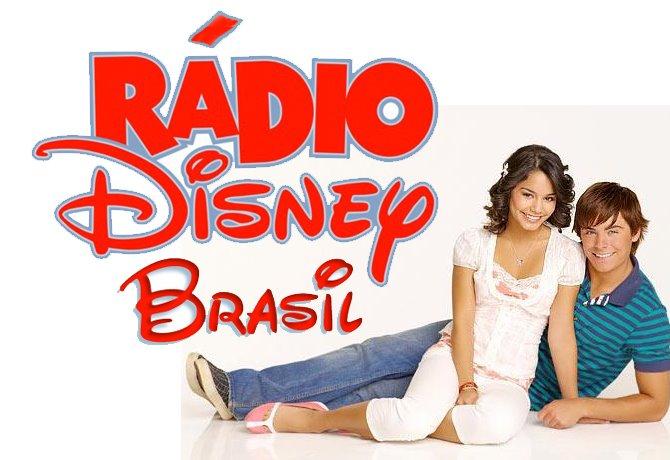 - Rádio Disney Brasil -
