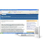 Knit1fortheroad Blog now on Kindle!