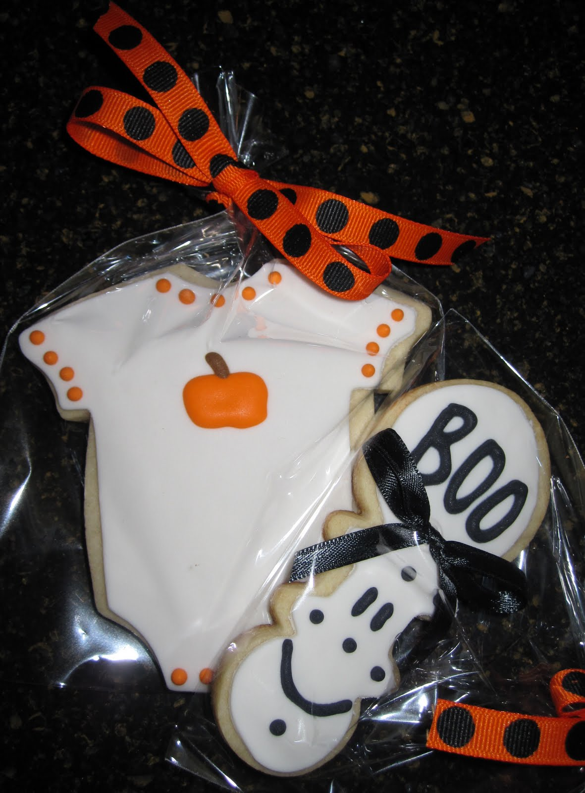 Sweet Spot Blog Halloween Baby Shower