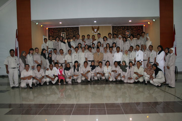 Kantor Regional VIII BKN Banjarmasin