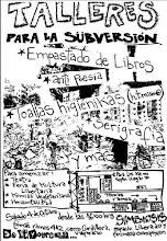 TALLERES PARA LA SUBVERSION