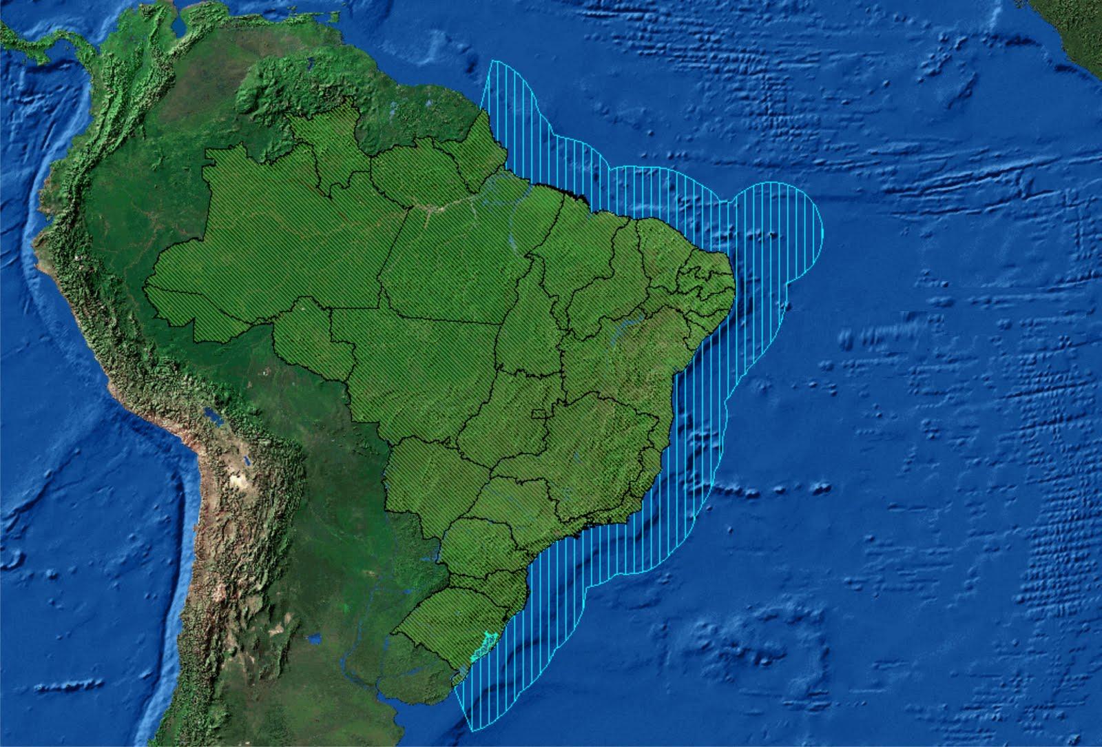 Brasil construirá laboratório marítimo em plataforma desativada