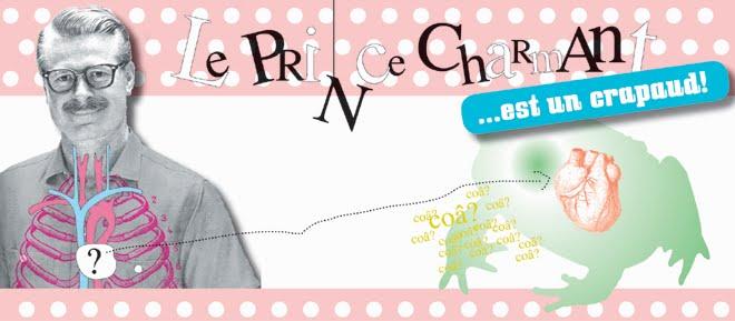 Le prince charmant est un crapaud