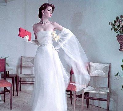 Fashion Vogue on Fashioncity  Favorite Fashion Decade  The 50 S