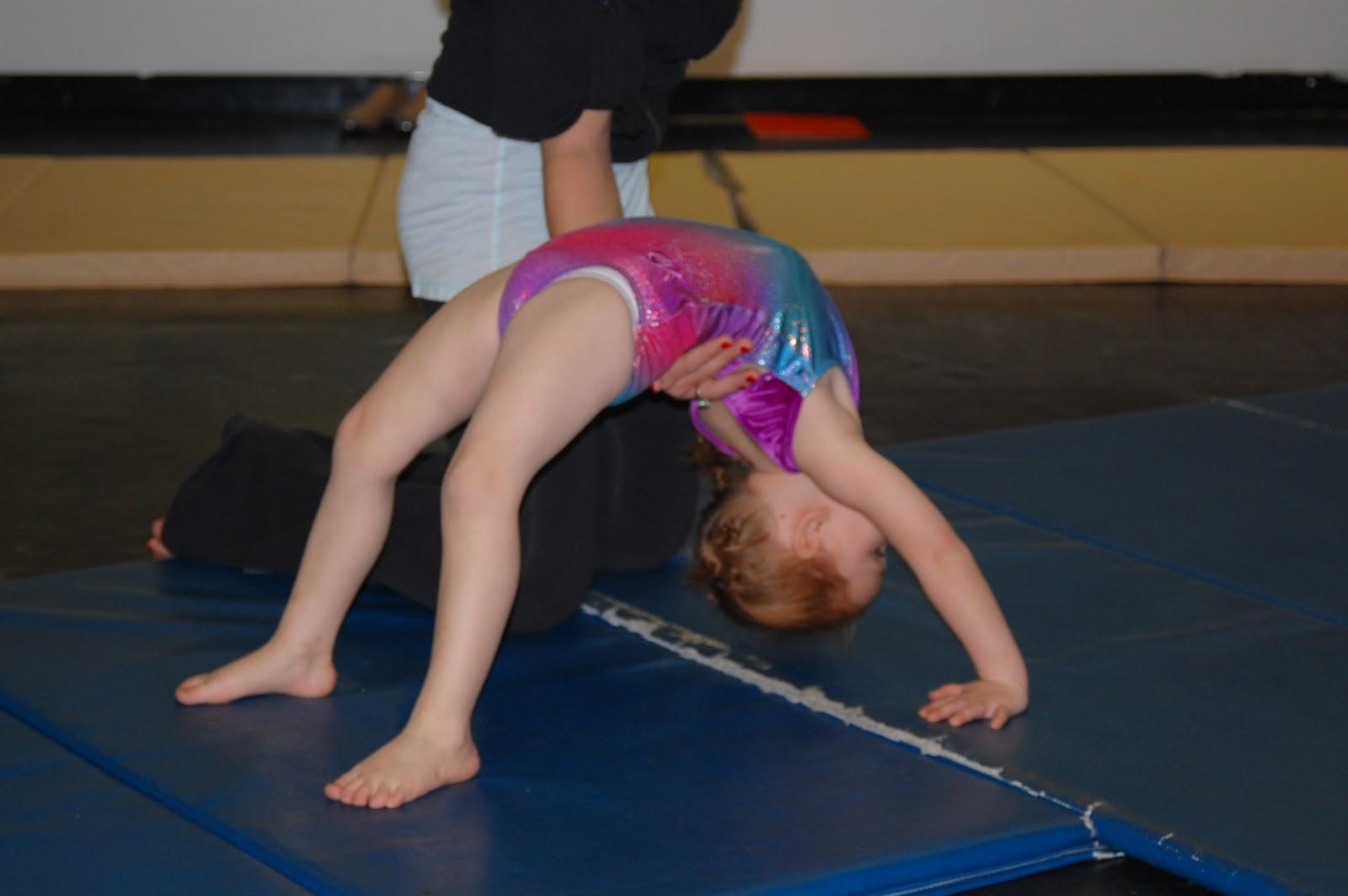 girl gymnast Teen