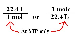 chemistry stp Standard temperature is equal to 0 °c, which is 27315 k standard pressure is 1 atm, 1013kpa or 760 mmhg or torr stp is often used for measuring gas.