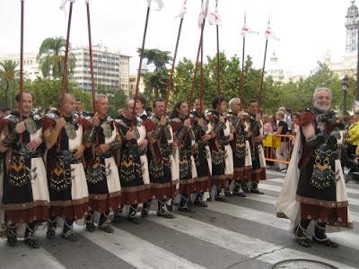 Fiesta in Valencia