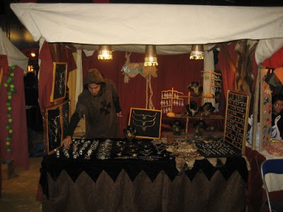 Targ medieval de Halloween