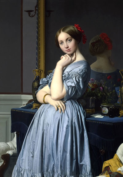 [Ingres+-+The+Comtesse+d'Haussonville,+1845,+Frick+Collection]